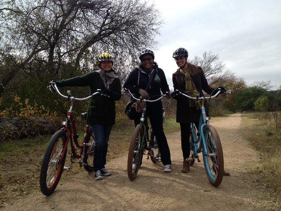 Rocket Electrics Tours: Bundled up for the ride
