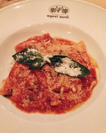 Sapori Sardi: I love pasta!