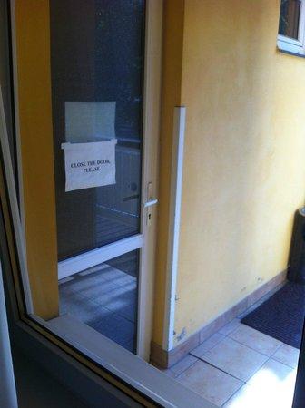 Hotel Seifert: view
