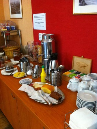 Hotel Seifert: breakfast