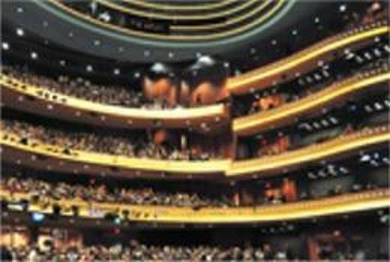 Benjamin & Marian Schuster Performing Arts Center: shuster center