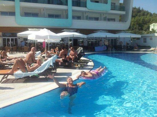 Casa De Maris Spa & Resort Hotel: zwembad