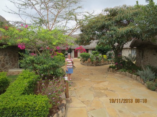 Nyati Hill Cottages: Good for relaxing