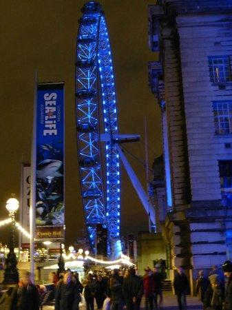 Premier Inn London Greenwich Hotel: London Eye