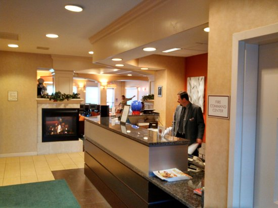 Residence Inn Boston Framingham : Friendly Staff