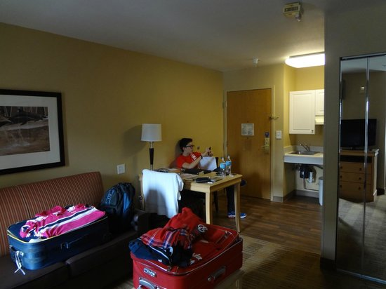 Extended Stay America - Orlando Theme Parks - Vineland Rd.: Apartamento