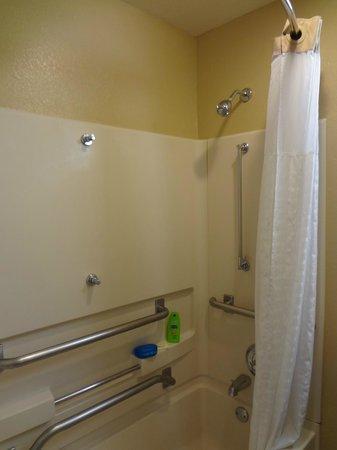 Extended Stay America - Orlando Theme Parks - Vineland Rd.: Banheiro