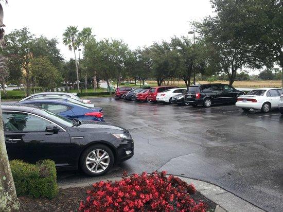 Extended Stay America - Orlando Theme Parks - Vineland Rd. : Estacionamento