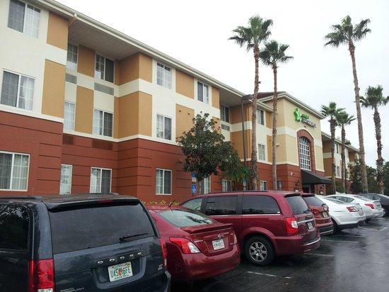 Extended Stay America - Orlando Theme Parks - Vineland Rd.: Fachada