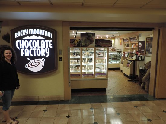 The Orleans Hotel & Casino : The Chocolate Factory