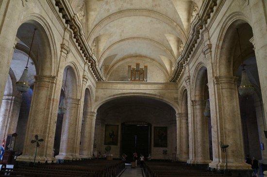 Havana Cathedral: Интерьер Собора