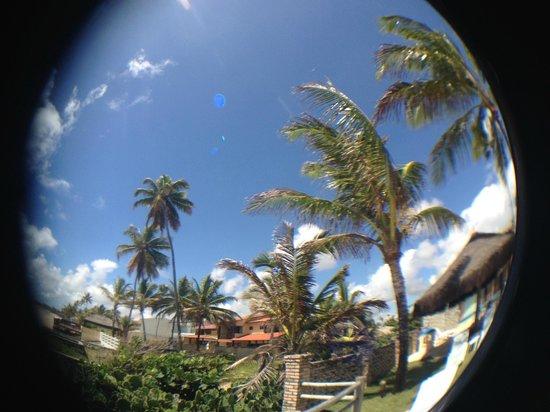 Pousada Ecoporto: praia