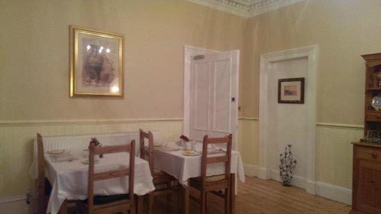 Arden House : Super breakfast room