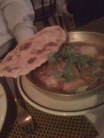 Mash British curry house : MASH Prawn Massaman