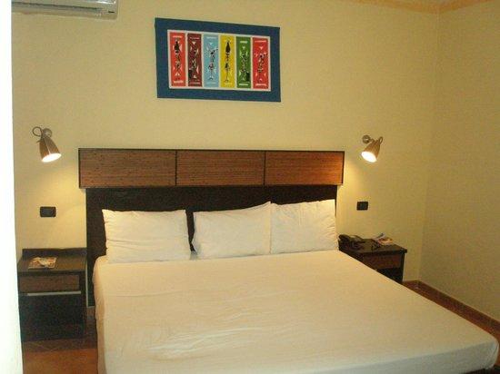 Royal Horizons Boa Vista : le lit gigantesque