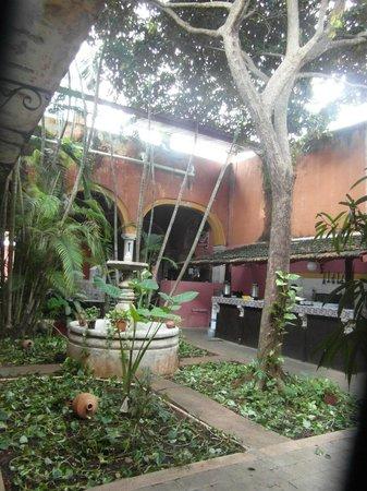 Hotel Santiago : PREMIER PATIO