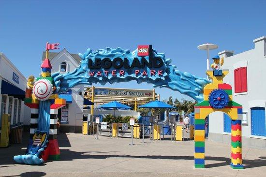 Grand Pacific Palisades Resort and Hotel: Legoland