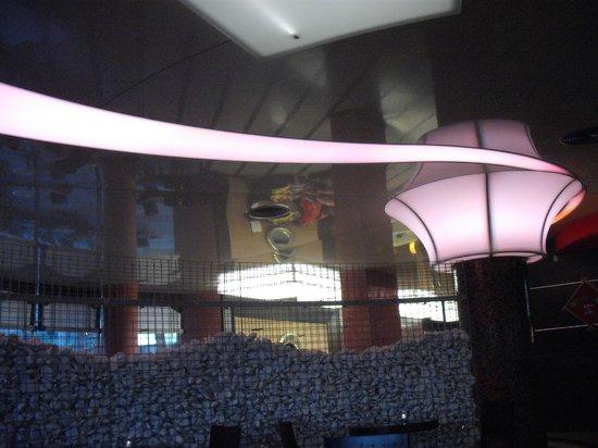 Blue Bay Classic Hotel: bar area