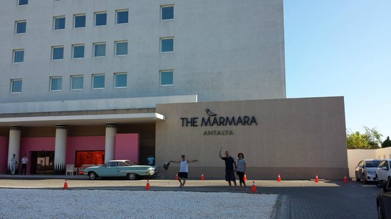 The Marmara Antalya : hotel