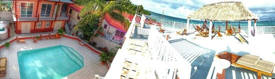 Caye Caulker Condos : Roof Top