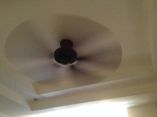 Hotel Colonial: Aire acondicionado