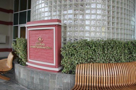 Hilton Grand Vacations at the Flamingo: Hotel