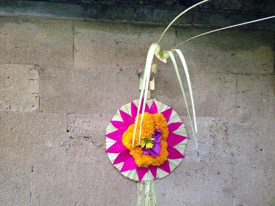 Amandari: decoration