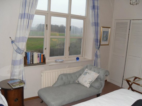 Pickmere Country Guest House : The View From My Room