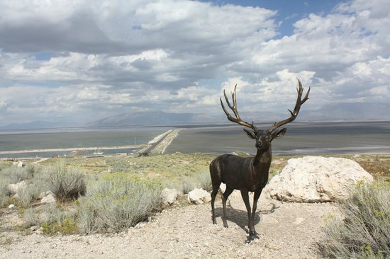 Antelope Island State Park Visitors Center