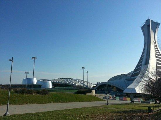 Olympic Park (Parc olympique): olympic park