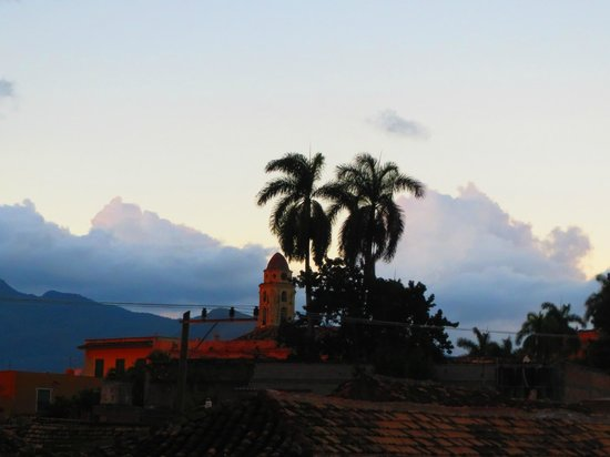 Hostal Ileana Betancourt: View from the terrace