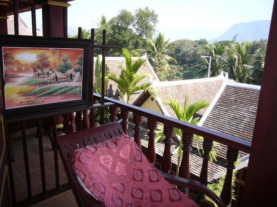 The View Pavilion - Boutique Hotel: vue des chambres à l'étage