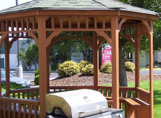 Travelodge Hermiston : Gazebo