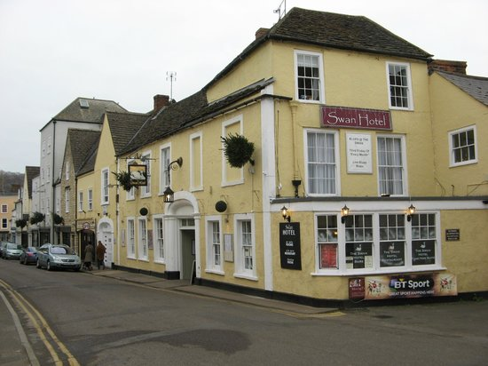 The Swan Hotel: Street View