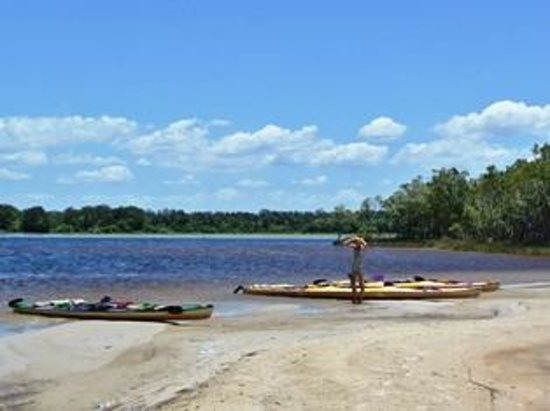 Kanu Kapers Australia Noosa Everglades Kayak Day Tours: Ready to get  wet