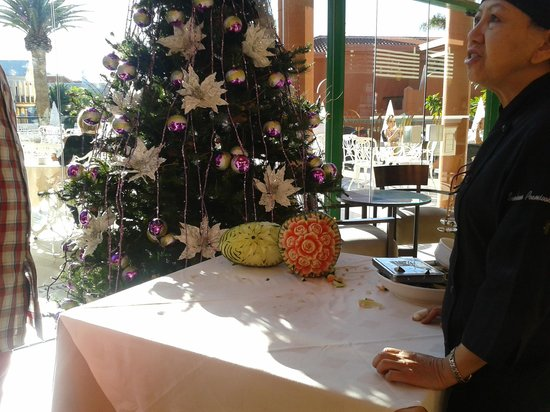 Colon Guanahani - Adrian Hoteles: Xmas at The Colon