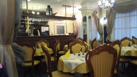 Hotel General : Restaurant