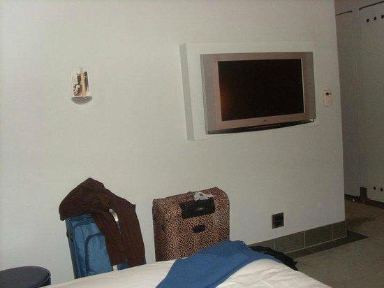 Royalton New York Hotel: TV