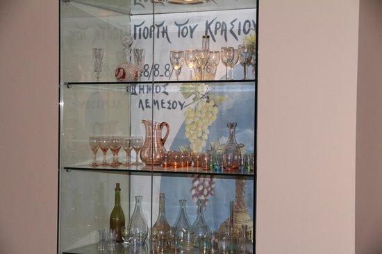 Cyprus Wine Museum: Exhibition