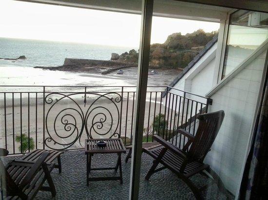 St. Brelades Bay Hotel: Les Minquiers