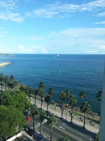 Crowne Plaza Santo Domingo : Vista desde la habitación