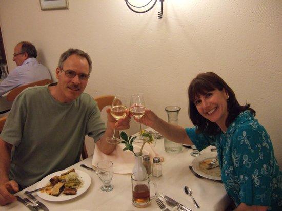 Pastoral Hotel - Kfar Blum: Lovely choice of beverages