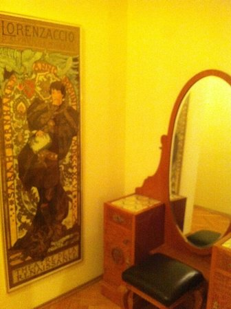 Hotel Mucha : room