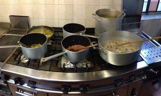 La Tana del Lupo : La perfezione dei risotti si raggiunge in questa zona