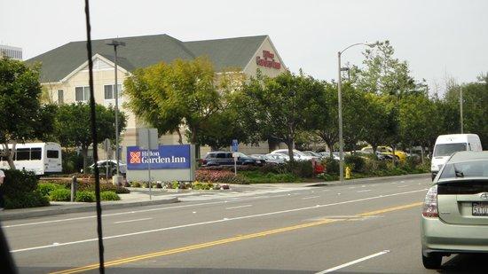 Hilton Garden Inn LAX/El Segundo: Hotel