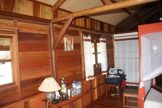 Nature Lodge: внутренний интерьер