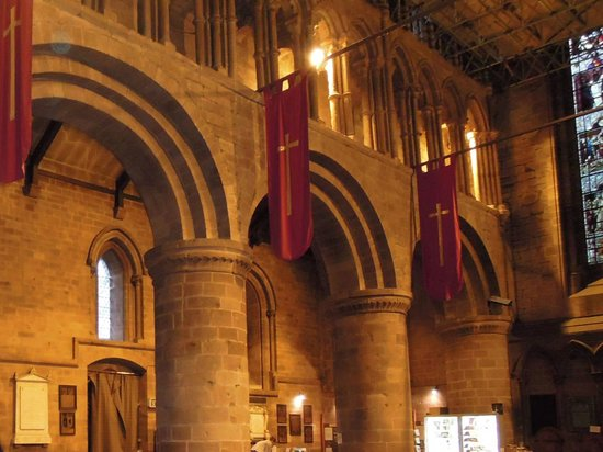 St John the Baptist's Church: Parish Church of Saint John the Baptist Chester