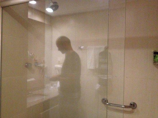 Hotel Mar Palace Copacabana : Shower