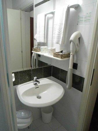 Rechigi Park Hotel : bagno