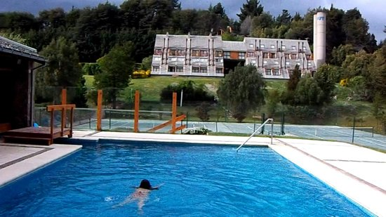 Club Hotel Dut Bariloche: Piscina climatizada